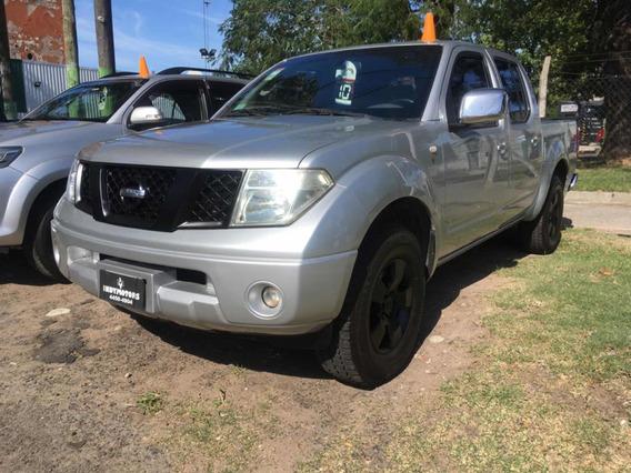 Nissan Frontier 2.5 Le Cab Doble 4x4 44504904