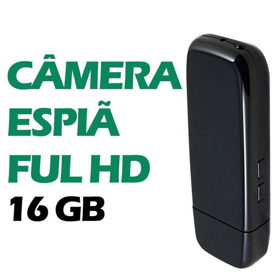 Cameras Para Gravar Videos Escuta De Ambiente Micro 16gb
