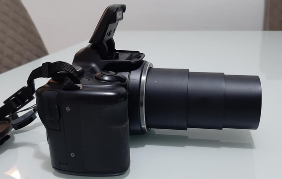 Câmera Digital Fujifilm Finepix S8600 16mp Semi-nova