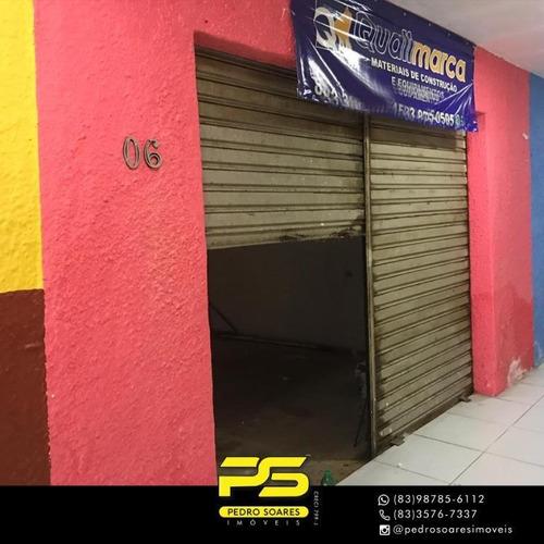 Imagem 1 de 4 de Sala Para Alugar, 20 M² Por R$ 500/mês - Centro - João Pessoa/pb - Sa0225