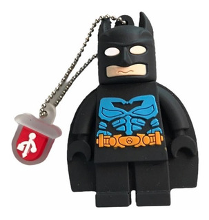 Memoria Usb Superhéroe Batman 16gb