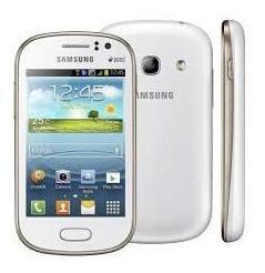 Samsung Galaxy Fame Gt-s6812 (com Caixa) Em Perfeito Estado