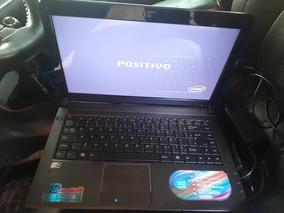 Notebook Positivo Unique 4100dc. Seminovo. Valor R$ 600,00