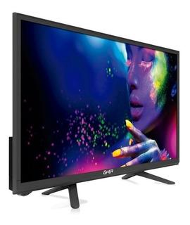 Nueva Tv Ghia Led 23.6 Hd Hdmi Usb Vga Negro G24dhdx7