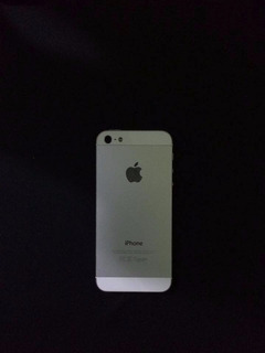 iPhone 5 16gb Prata Conservado