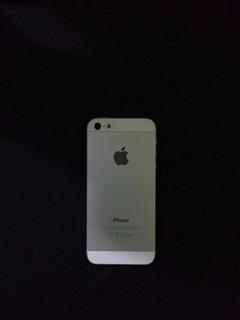 iPhone 5 16gb Prata Conservado