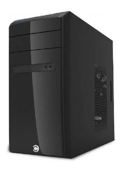 Computador World Pc Intel Core I3, 4gb, Ssd 120gb, 500w