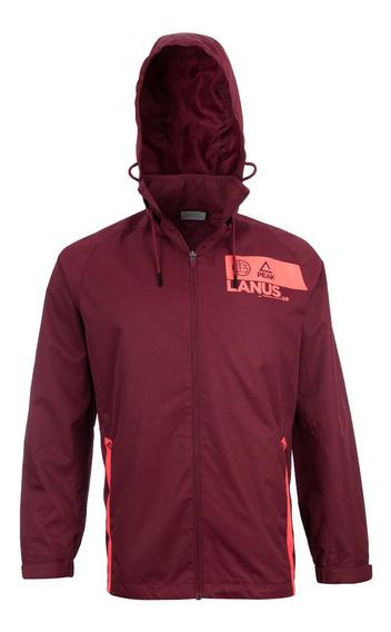 Campera Lluvia Entrenamiento Lanus 2019/2020 - Peak Sport