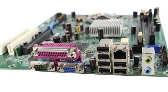Placa Mãe Dell Optiplex 330 775 Ddr2 0tw904 0n820c 0kp561 Nf