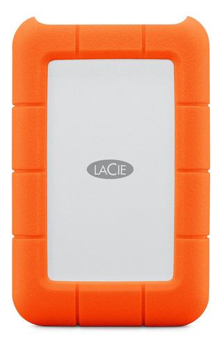 Imagen 1 de 2 de Disco duro externo LaCie Rugged Mini LAC301558 1TB