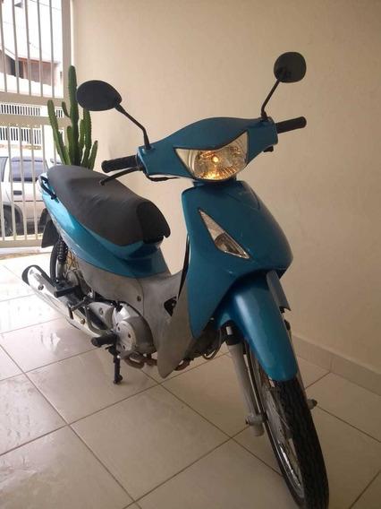 Honda Biz Azul 125