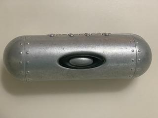 Case Oakley Para Óculos - Modelo Torpedo