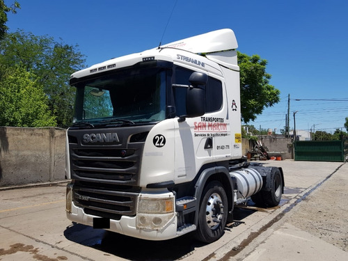 Scania Tractor G360 A4x2 2015