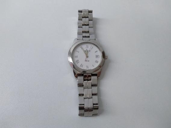 Relógio Tissot Pr 50 Algarismos Romanos