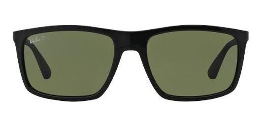 Óculos De Sol Ray-ban Rb4228l 601/9a Polarizado