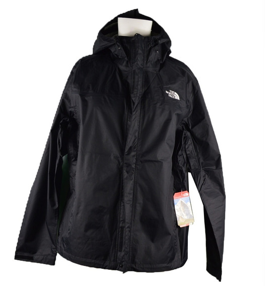 Chamarra The North Face Hombre Negro Venture Jkt Nf00a8arkx7