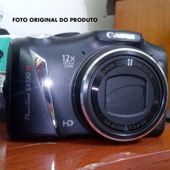 Camera Fotográfica Digital Canon Powershot Sx130 Is
