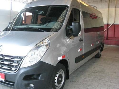 Imagem 1 de 11 de Renault Master Minibus Executive L3h2 16 Lugares 2...fsu6384