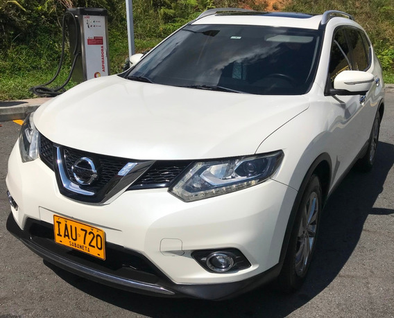 Nissan X-trail Exclusive 4x4 Como Nueva