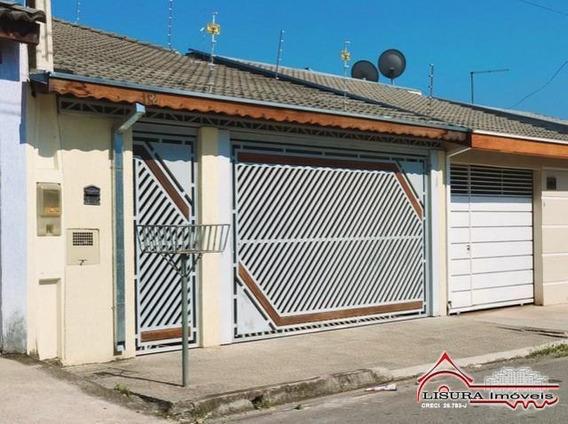 Casa Nova No Pq Dos Sinos Jacareí Sp - 6497