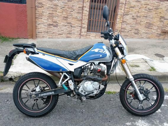 Motocicleta Katana Sm200, Mod.2015