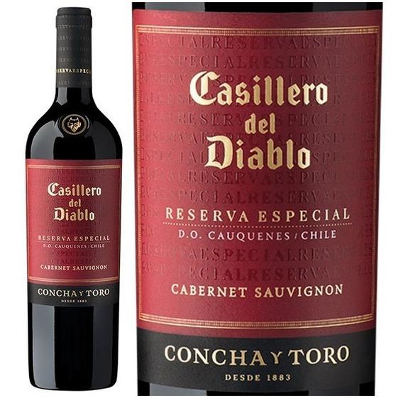 Vino Casillero Del Diablo Reserva Especial 2018