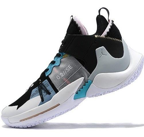 Tênis Jordan Why Not Zero 2 Se Importado Lebron 17 16 15 Kd