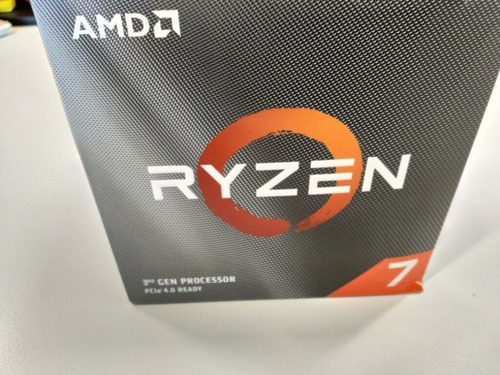Processador Amd Am4 Ryzen 7 3700x 4.4ghz(novo)
