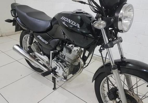 Honda Cg 125 Naked