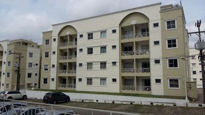 Apartamento Ponta Negra 2 Quartos+sala+varanda
