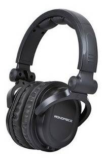 Monoprice Premium Hi-fi Dj Style Over The Ear Auricul (2co2)