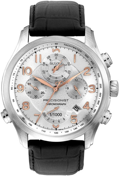 Relógio Bulova Masculino Precisionist Wb31747s