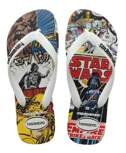 Chinelo Havaianas Star Wars 39/40