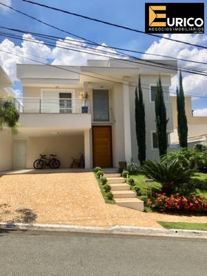 Casa A Venda No Condomínio Morada Das Nascentes Em Valinhos - Ca01282 - 33565912