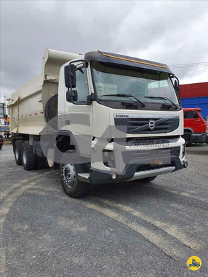 Volvo Fmx 440 6x4 11/11