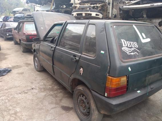 Sucata Fiat Uno 4 Pts Retirada De Peças