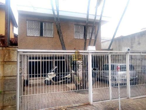 Imagem 1 de 30 de Casa Com 4 Dormitórios À Venda, 240 M² Por R$ 1.499.000,00 - Bosque Da Saúde - São Paulo/sp - Ca0136