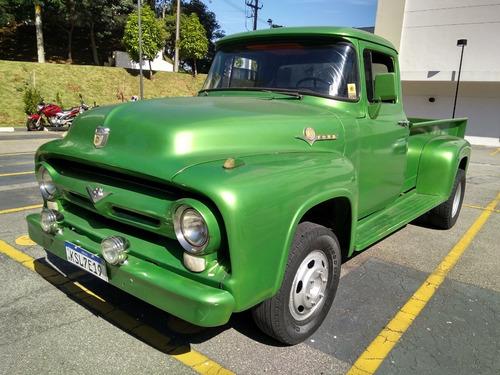 Ford F-100/f-350 -  Diesel - Ano 1959