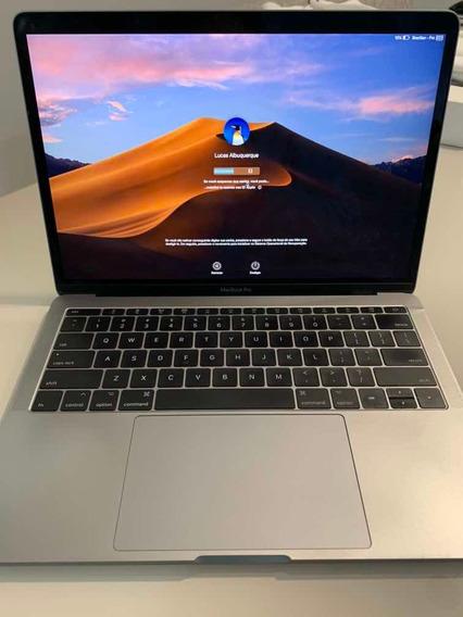 Macbook Pro, Novíssimo, 2017, 256gb, 13pol, 8gb, Core I5