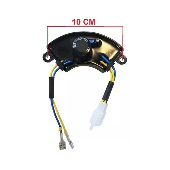 Avr Regulador Voltaje 2kw-3kw / 220uf-250v Generador 0625278