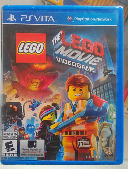 The Lego Movie Psvita