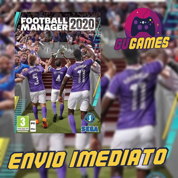 Football Manager 2020 + Touch Original Steam