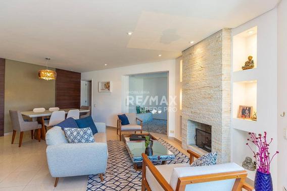 Apartamento Com 4 Quartos À Venda, 137 M² Por R$ 999.000,00 - Campo Belo - São Paulo/sp - Ap3060