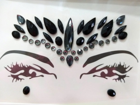 Strass Piedras Cristales Para El Rostro Maquillaje Artistico
