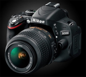 Nikon D5100 16mp Corpo Somente 8k Impecavel Garantia!