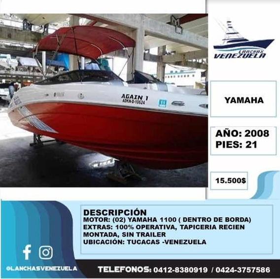 Lancha Yamaha 21 Lv170