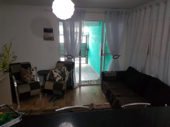 Casa - Parque Paraíso - 2 Dormitórios Amcaav16292