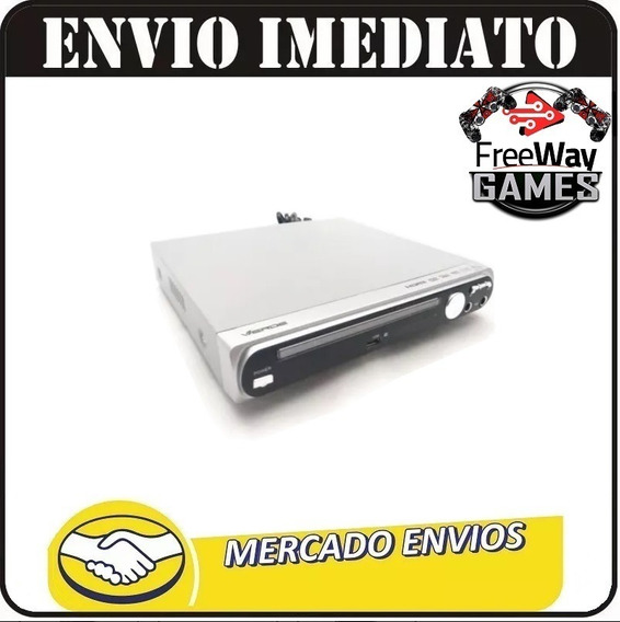 Dvd Player Verde Com Entrada Hdmi Usb - Karaoke Mp3 Mp4