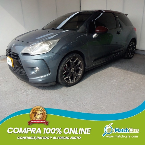 Citroen Ds3 Sport Turbo Mecanico 1.6