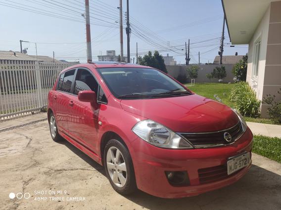 Nissan Tiida Sl 1.8 2012